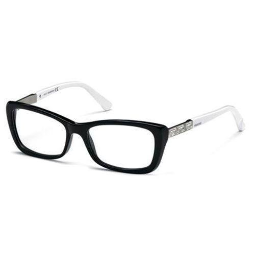 Okulary Korekcyjne Swarovski SK 5095 01B