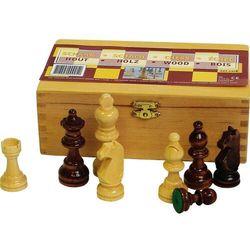 Figury pionki szachowe Abbey 83mm
