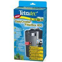 TetraTec EasyCrystal FilterBox 600 - Filtr wew. z miejscem na grzałkę do akw. 50-150l