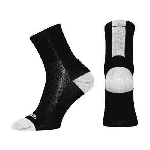 Nowe zdjęcia wyglądają dobrze wyprzedaż buty dostępny Wyprzedaż skarpetki stripe czarno-białe s (36-38) (Accent)