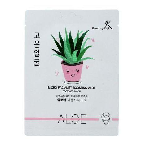 Korea Beauty kei maseczka na płacie kojąco-nawilżająca aloe 1szt
