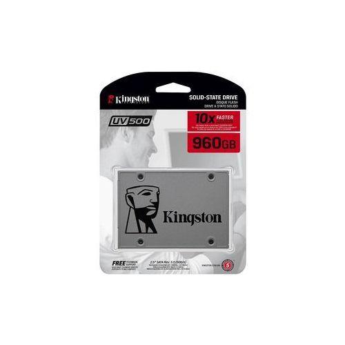 Kingston Dysk uv500 960gb ssd (suv500/960g) + darmowy transport! (0740617273786)