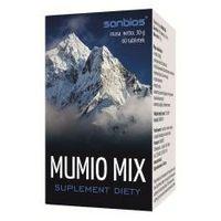 Sanbios MUMIO MIX shilaijt 60 tabletek (5908230845482)