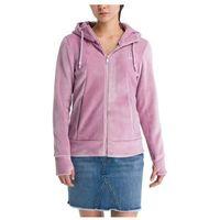 bluza BENCH - Her. Fleece Zip Through Hoody Dawn Pink (PK11462)