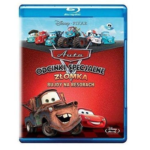 Złomka bujdy na resorach. (Blu-Ray) - John Lasseter, Rob Gibbs, Victor Navone
