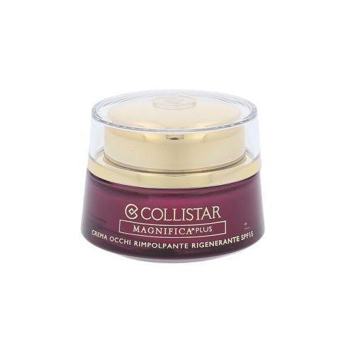 Collistar magnifica replumping regenerating eye cream spf15 krem pod oczy 15 ml dla kobiet