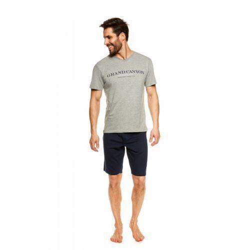 920750349b2d5d Zobacz w sklepie Henderson urso 36831-90x szaro-granatowa piżama męska