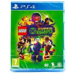 Warner brothers entertainment Lego dc super-villains złoczyńcy