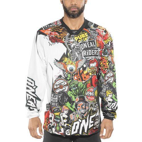 089aed6e1 mayhem lite koszulka kolarska, długi rękaw mężczyźni crank kolorowy l 2019 koszulki  mtb i downhill