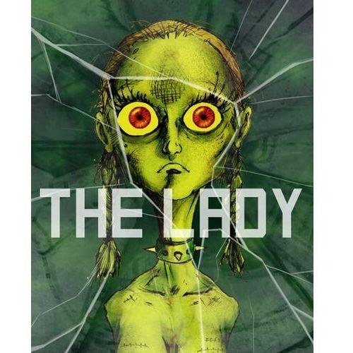 The Lady - K00872- Zamów do 16:00, wysyłka kurierem tego samego dnia!