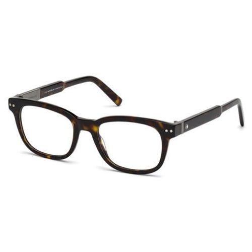 Okulary korekcyjne mb0628 052 Mont blanc