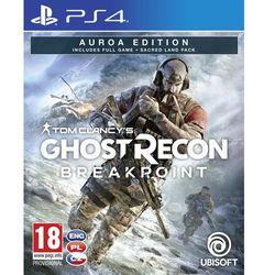 Ubisoft Gra ps4 tom clancy's ghost recon breakpoint