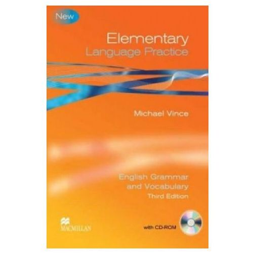 Elementary Language Practice Student's Book without key + CD-ROM Macmillan (9780230726970)