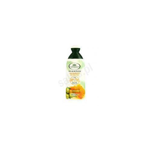 L'angelica Naturalny szampon do włosów - mleczko pszczele oraz oliwa z oliwek (250 ml)