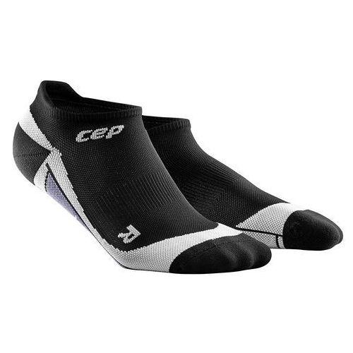 Skarpety dynamic+ no show socks women black/grey rozmiar iv marki Cep