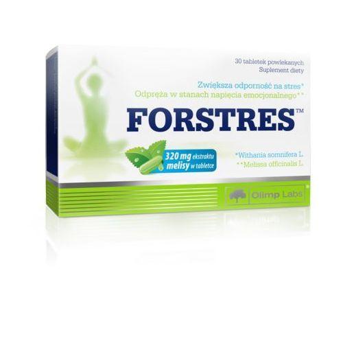 Olimp Forstres (Melisa + Ashwagandha) 30 kaps. (5901330039928)