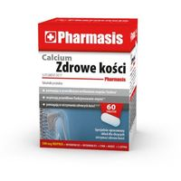 Pharmasis CALCIUM ZDROWE KOŚCI 60 tabletek