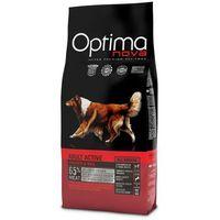dog adult active 12kg marki Optima nova