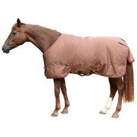 Kerbl Derka dla konia RugBe IceProtect, 300g, brązowa,145 cm, 328674