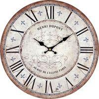designowy zegar ścienny 21432 marki Lowell