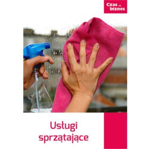 Czas na biznes: Usługi sprzątające