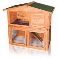 Tommi Epona - domek dla królików i gryzoni - 102 x 52 x 100 cm (8595166764016)
