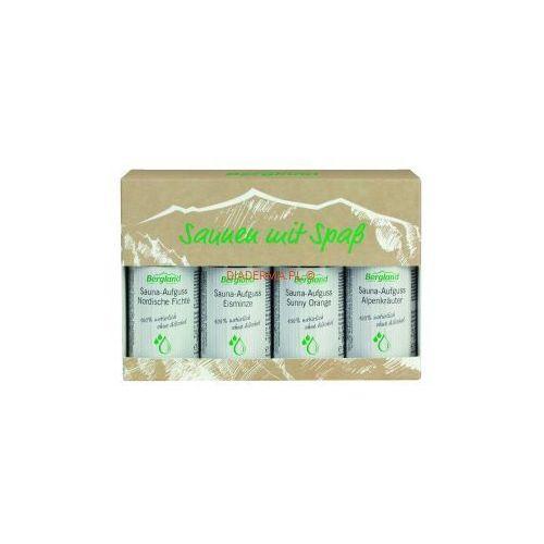 Bergland pharma gmbh Aromaterapia - olejki do sauny bergland
