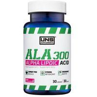 Suplement prozdrowotny UNS ALA 300 30 tab Najlepszy produkt