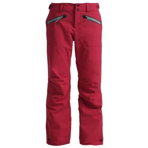 O'Neill JEREMY JONES Spodnie narciarskie passion red
