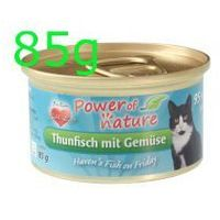 Haven's Fish on Friday 85g Thunfish mit Gemuse tuńczyk z warzywami Power of Nature
