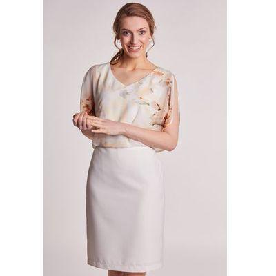 41eba2556c suknie sukienki asos groszki dopasowana sukienka Sisel kolekcja ...