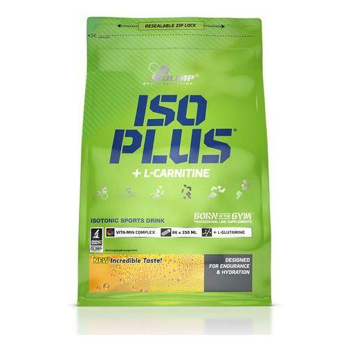 Napój Izotoniczny - ISO Plus 1050g Pomarańcza Olimp (:)