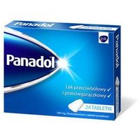 Tabletki PANADOL x 24 tabletki