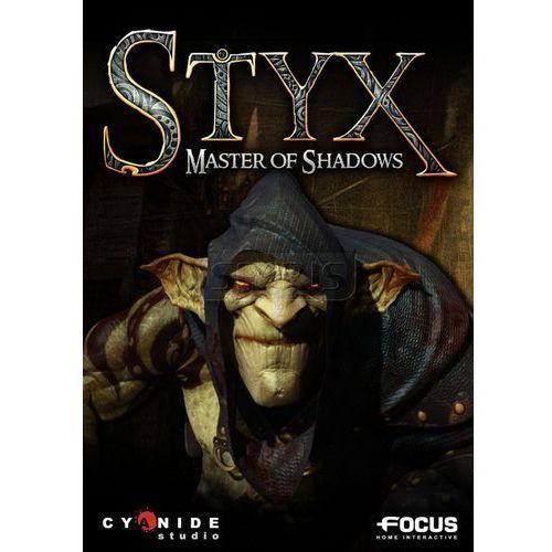 CD Projekt Gamebook: Styx Master of Shadows PC (napisy PL)