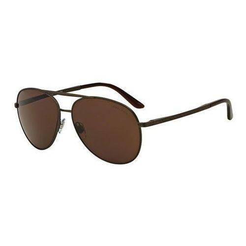 Okulary słoneczne ar6030 312273 marki Giorgio armani