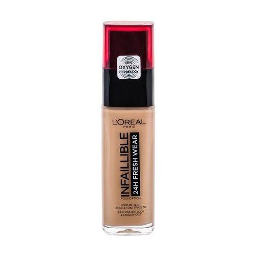 Infaillible 24h fresh wear podkład 30 ml dla kobiet 150 radiant beige L´oréal paris - Super cena