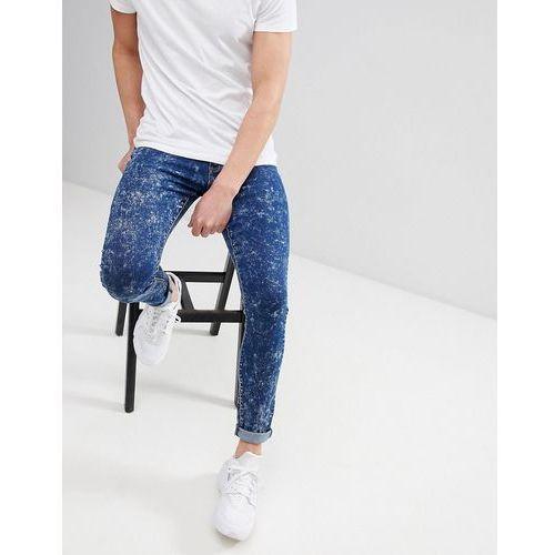 c5b79036442b Acid wash jeans - blue (Liquor N Poker) - sklep SkladBlawatny.pl