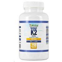 Tabletki WITAMINA K2 MK-7, MYVITA, 250 TABLETEK