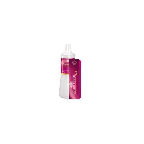 Wella Color Touch Plus, zestaw do koloryzacji, intensywny krem tonujący + oksydant