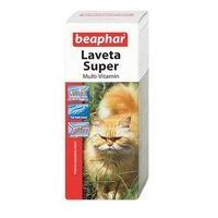 Beaphar Laveta Super Cat - preparat na sierść dla kota 50ml