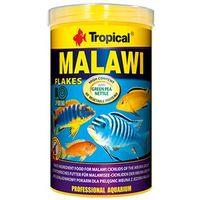 Tropical malawi - pokarm dla pielęgnic z jeziora malawi 1l/200g