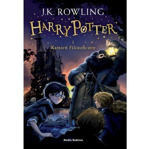 Harry Potter i kamień filozoficzny (328 str.)
