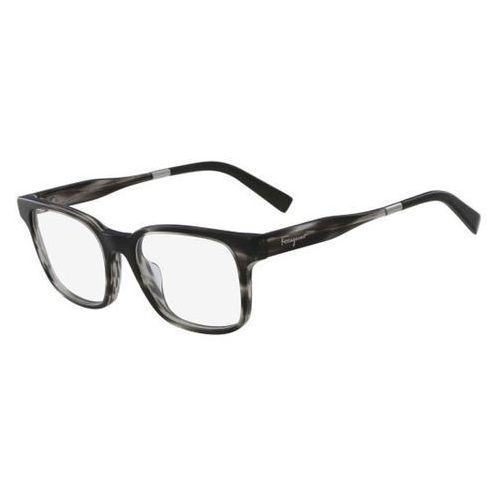 Salvatore ferragamo Okulary korekcyjne sf 2787 027