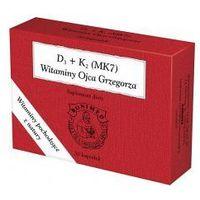Witamina D3 + K2 (MK7) Ojca Grzegorza 30kaps. BONIMED (5906395039012)