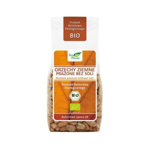 Bio planet 150g orzechy ziemne prażone bez soli bio