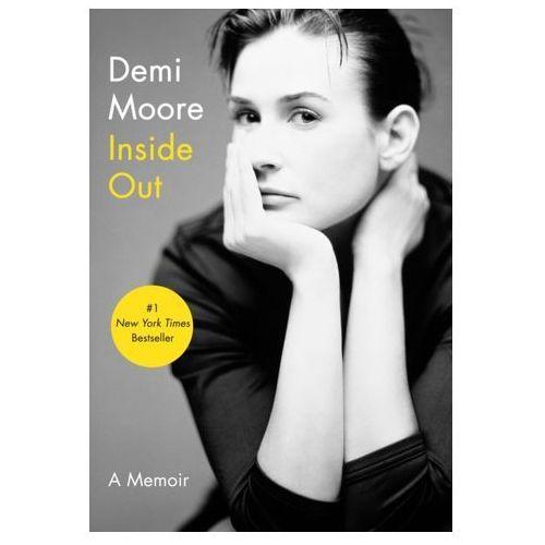 Inside Out Moore Demi, oprawa miękka