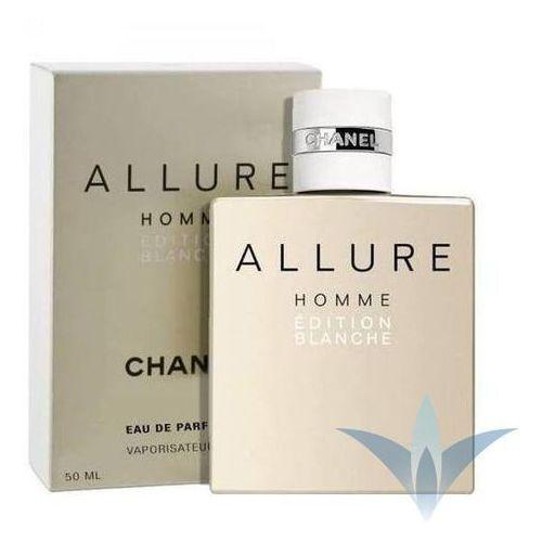 Chanel allure homme edition blanche woda perfumowana 50 ml dla mężczyzn (3145891274509)