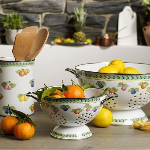 Villeroy & Boch French Garden Kitchen Durszlak Mały