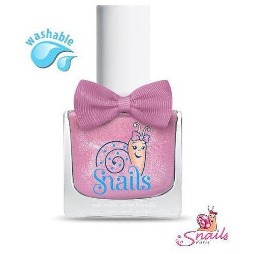 Lakier do paznokci - glitter Snails