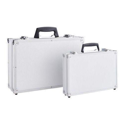 Opp Zestaw 2 aluminiowych walizek 13'' i 17''